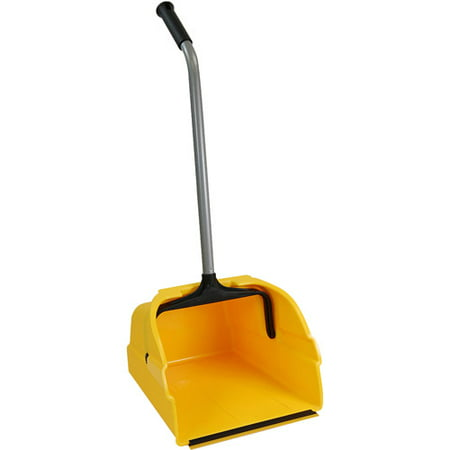Quickie Jumbo Debris Dust Pan with Handle - Walmart.com