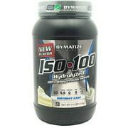 Dymatize  Iso-100, Birthday Cake, 1.6 LB
