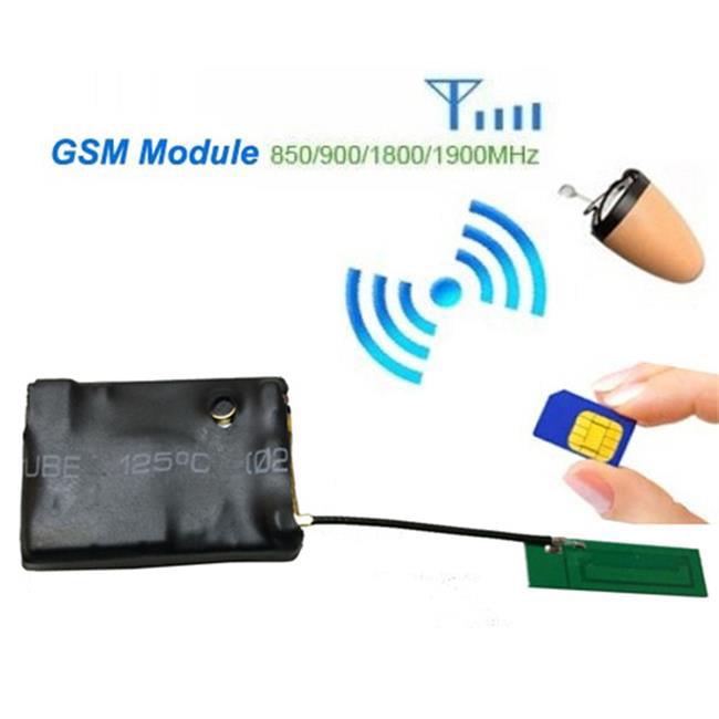 Ankaka B51104 Dual Way Talking GSM Phone Voice Transmitte...