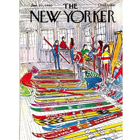 New York Puzzle Company - New Yorker Ski Shop - 750 Piece Jigsaw Puzzle - image 2 of 3