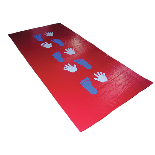 Benee's Hands and Feet Fitness Mat