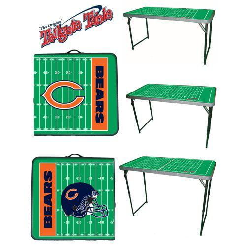 NFL 2 x 4 Mini Tailgate Table