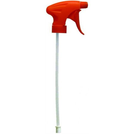 Part 5706(110413) Trigger Sprayer 9-7/8  Red, by Impact Products, Single Item, G