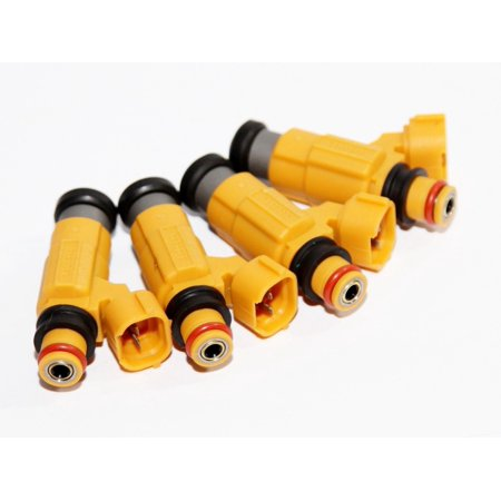 - 1set (4)Fuel Injectors for Mitsubishi 99-00 Galant/97-99 Montero Sport 2.4L I4