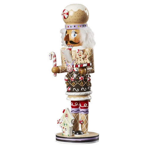 The Holiday Aisle 16'' Gingerbread Nutcracker