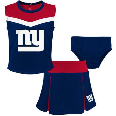 New York Giants NFL Toddler Girls