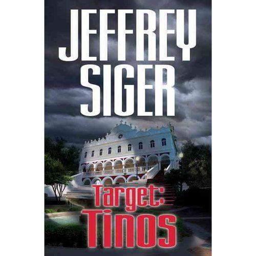 Target: Tinos: An Inspector Kaldis Mystery