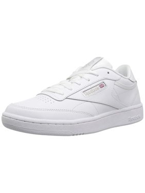 698493d6b64 Product Image Reebok BS6168  Unisex Club C Big Kid White Sheer Grey-int  Sneakers