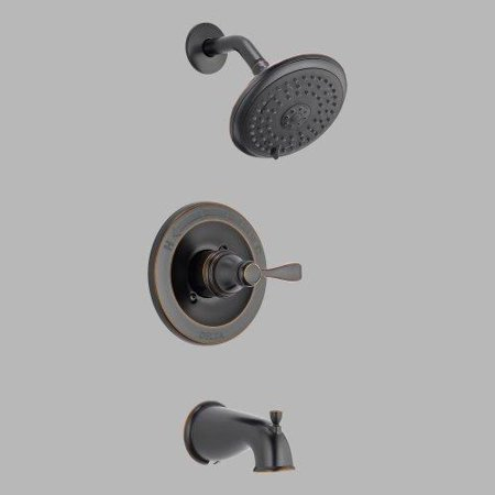 Delta Tub Amp Shower Porter Faucet 144984 Ob A Bronze
