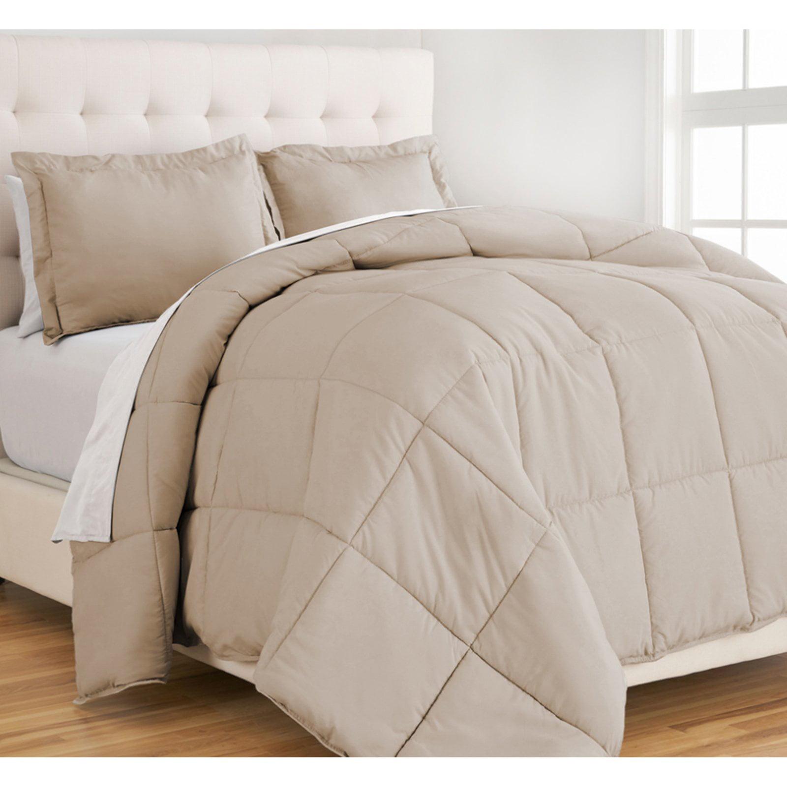 Bare Home Premium Ultra Soft Down Alternative 2 Piece Twin XL Comforter Set