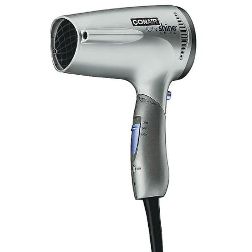 conair blow dryer conair ionic compact style hair dryer 1 ea pack of 3 30550