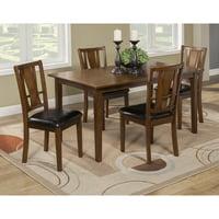 Alpine Furniture Del Rey 5 Piece Dining Set