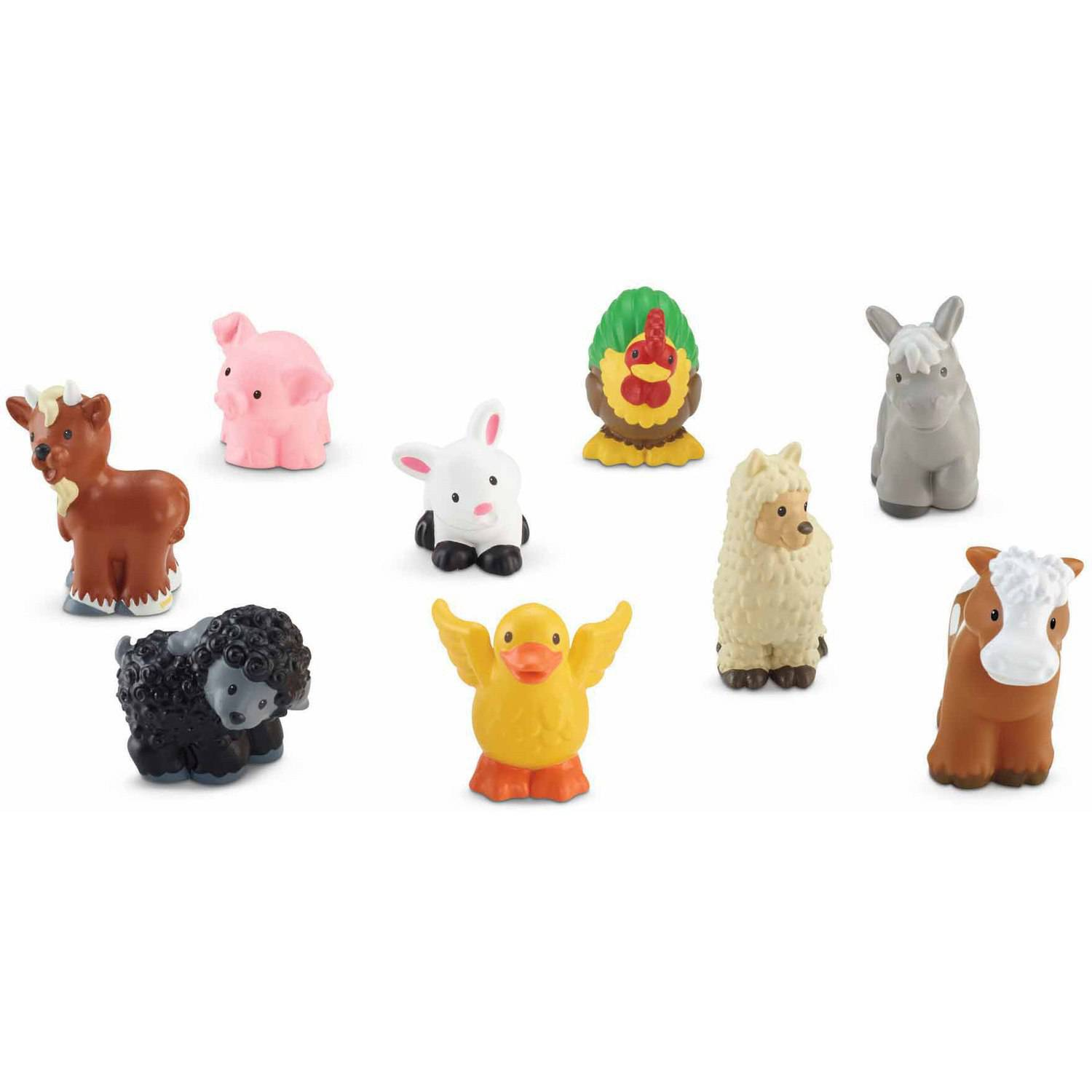 Walmart Educational Toys : Learning resources jumbo farm animals walmart