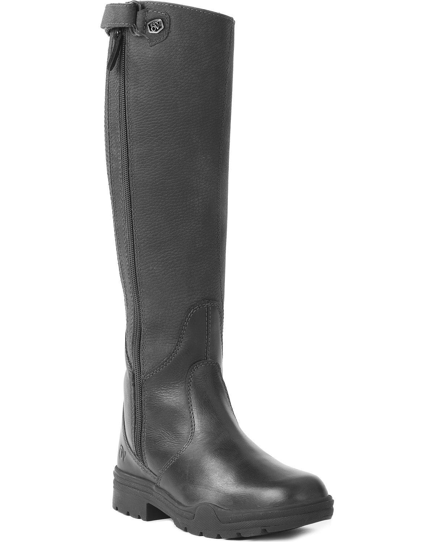 Ovation Women's Moorland Rider Boot - 469865Blk