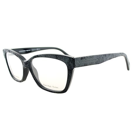 Alexander McQueen AMQ4268 OFM 55mm Women's Cat-Eye (Alexander Mcqueen Glasses)
