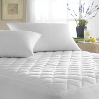 Quilted Waterproof Hypoallergenic BedBug Mattress Pad Cover Protector - Twin