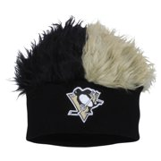 Pittsburgh Penguins Flair Hair Knit Hat - No Size