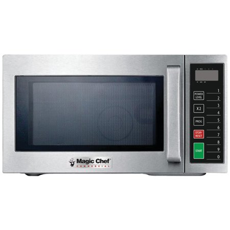 .9 Cubic Commercial Microwave
