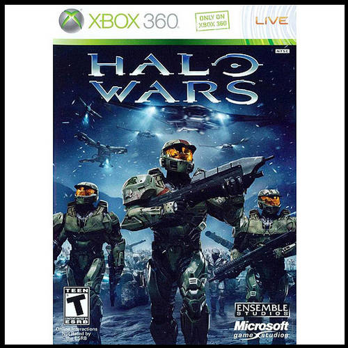 Halo Wars (Xbox 360) - Pre-Owned