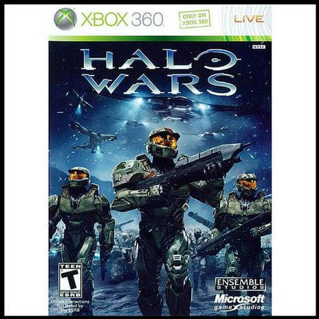 Microsoft Halo Wars (Xbox 360) - Pre-Owned