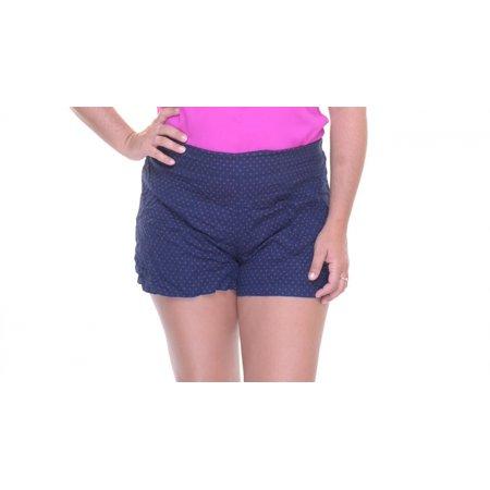 Patrick Star Shorts (Denim & Supply Ralph Lauren Womens Star Print Elastic Casual Shorts Size)