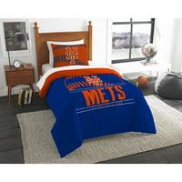 New York Mets The Northwest Company Grand Slam Comforter Set