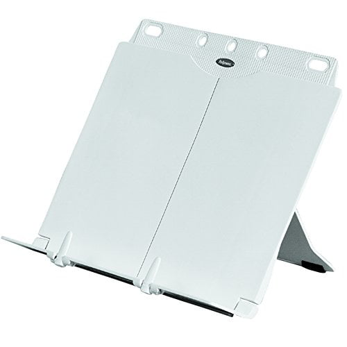 Fellowes Booklift Copyholder Platinum (21100) by Fellowes