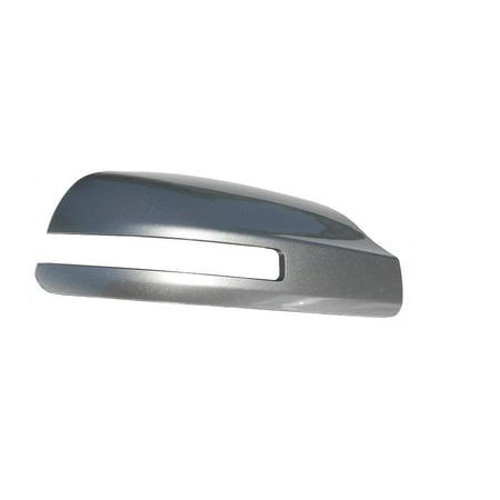 Motorking Tm1001cvl R K12 Silver Passenger Side Mirror Cap Cover W Signal Light  Fits For 07 12 Nissan Altima