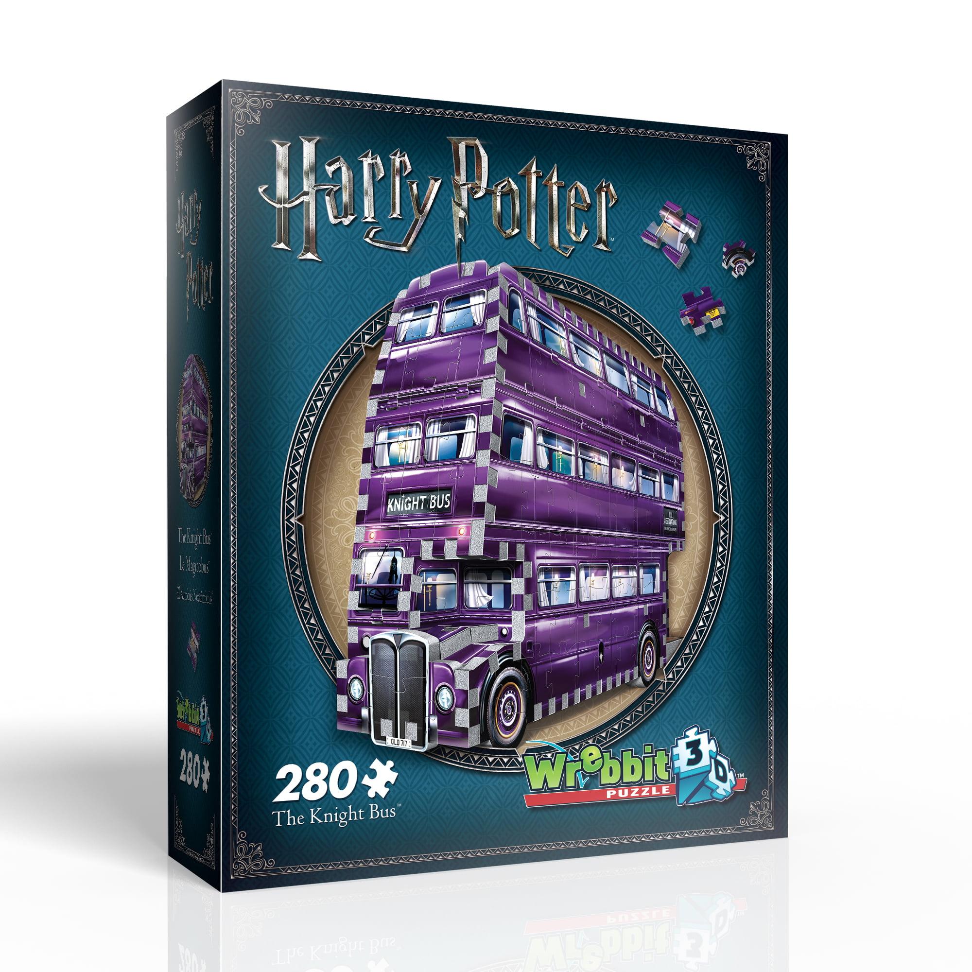 Wrebbit3D Puzzle The Knight Bus by Wrebbit Puzzles, Inc.