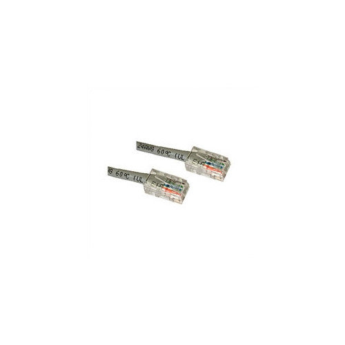 C2G / Cables To Go 24383 Cat5E Non-Booted Patch Cables 25-Value Pack Gray (25 Feet/7.62 Meters)