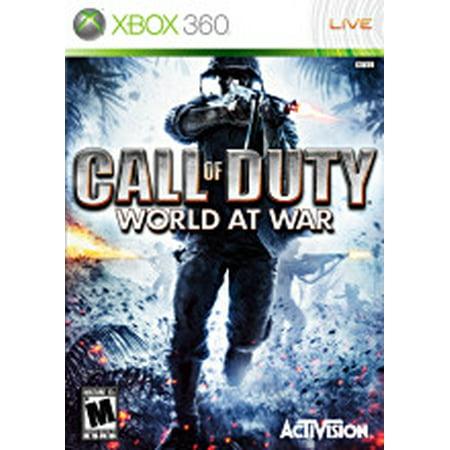 Call of Duty World at War- Xbox 360 (Refurbished)