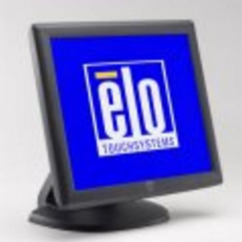 "Tyco 1715l Lcd Touchscreen Monitor 17"" - 5-wire Resistive - 1280 X 1024 - 5:4 - Dark Gray - Elotouch Electronics E603162"