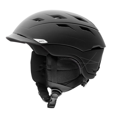 31d9984680 Smith Optics Variance Unisex Adult Snow Helmet - Medium (Matte Black) -  Walmart.com