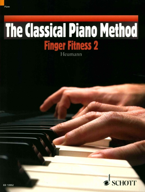 The Classical Piano Method: Finger Fitness 2 (Paperback) by