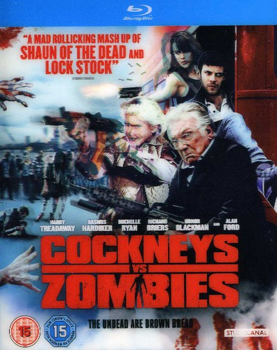 Cockneys Vs Zombies (Blu-ray) by SHOUT FACTORY