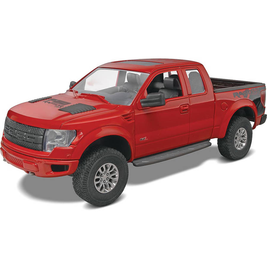 Revell/Monogram Ford F-150 SVT Raptor Model Kit, Multi-Colored