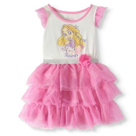 Little Girls' 4-6X Rapunzel