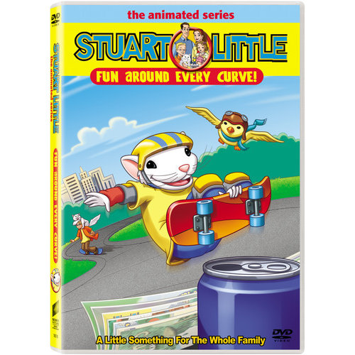 Stuart Little The Animated Series: Fun Around Every Curve (Full Frame)