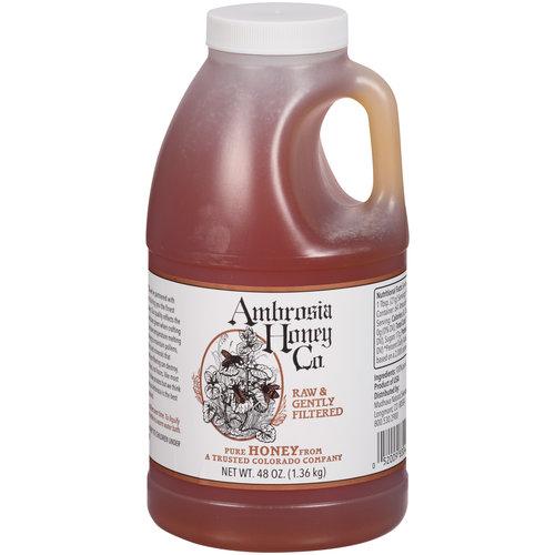 Ambrosia Honey Co. Honey, 48 oz by Madhava