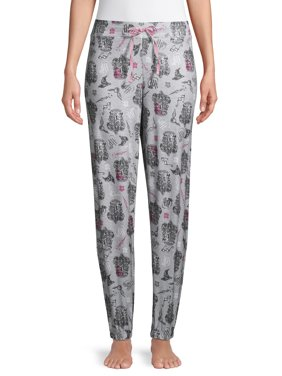Harry Potter Women's and Women's Plus Sleep Jogger Pant