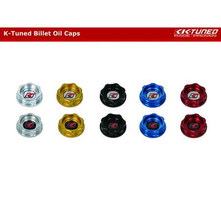 K-Tuned Billet Oil Caps KTD-OLC