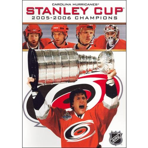 Hockey: Carolina Hurricanes: Stanley Cup 2005-2006 Champions NEW DVD