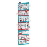Dr Seuss Behavior Chart - Educational - 31 Pieces