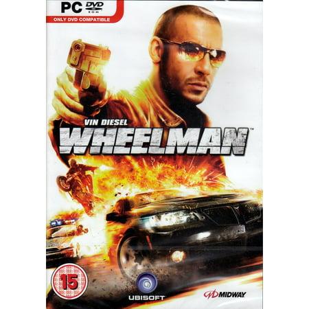 Vin Diesel: Wheelman (PC Game)