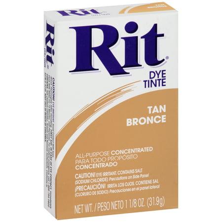 Rit Dye Powder-tan Multi-Colored
