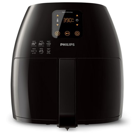 New Philips Avance XL Digital Multi-Cooker Airfryer - Black - HD9240/94