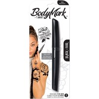 7b881724a Product Image BIC BodyMark Temporary Tattoo Marker, Black, 1-Count