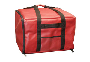 Update International PIB-2013 Standard Pizza Delivery Bags by