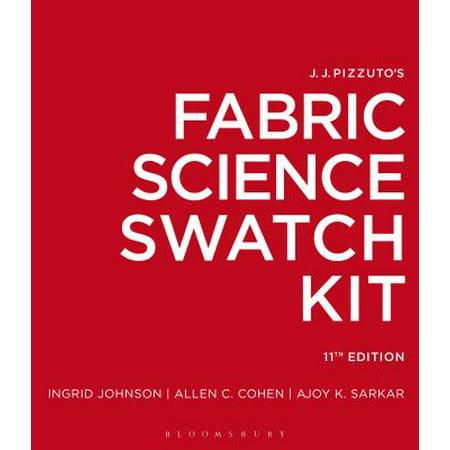 J.J. Pizzuto's Fabric Science Swatch Kit : Studio Access