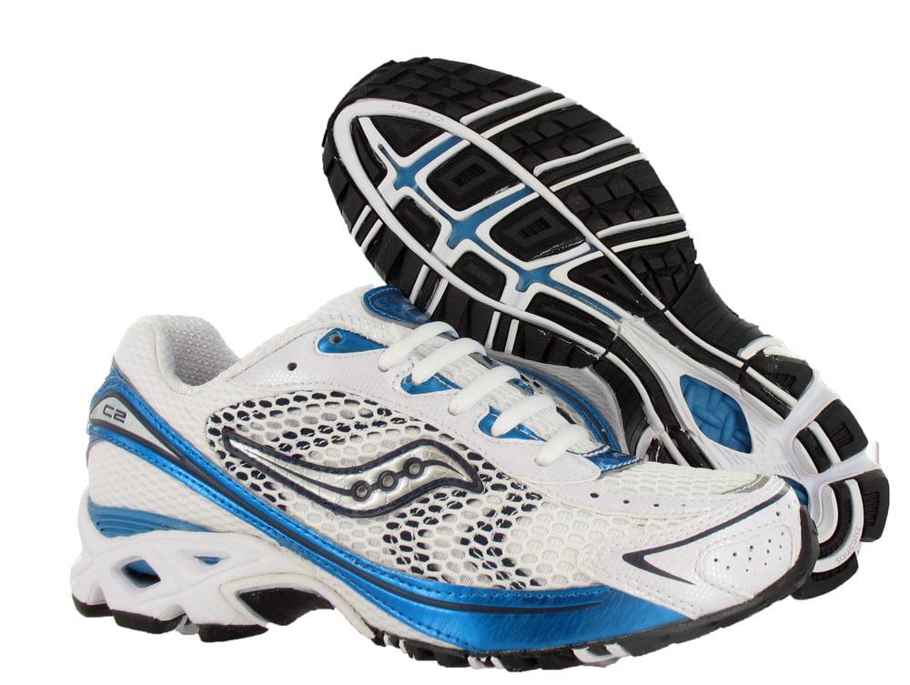 5750a91f7b90 Saucony - Saucony Grid C2 Flash Womens Shoes White aqua navy Size -  Walmart.com